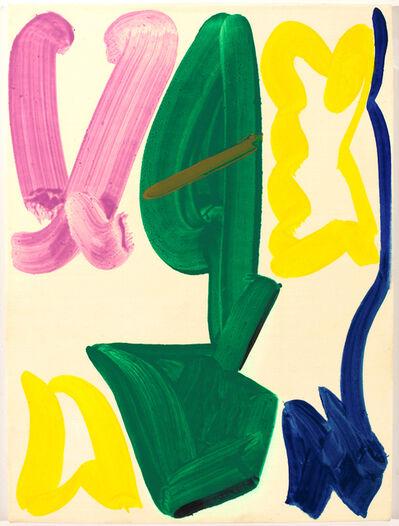 Patricia Treib, 'Green Shape', 2014