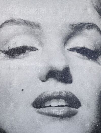 Russell Young, 'Marilyn Close Up', 2011