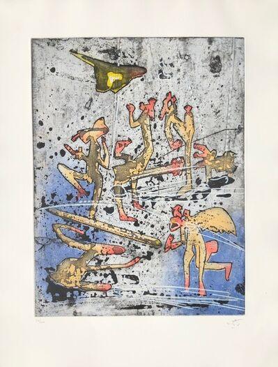 Roberto Matta, 'L'Ame du Tarot de Theleme 5', 1994