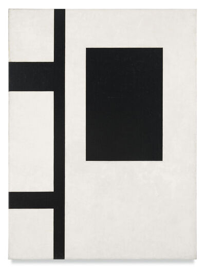 John McLaughlin, 'Untitled Composition', 1953