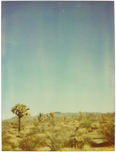 Stefanie Schneider, 'The Moon above Joshua Tree National Park (29 Palms, CA)', 1997