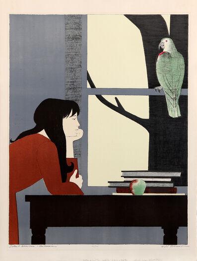 Will Barnet, 'Silent Season - Autumn', 1969