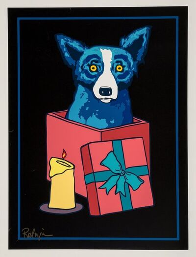 George Rodrigue, 'Jingle My Bells at Night', 1999