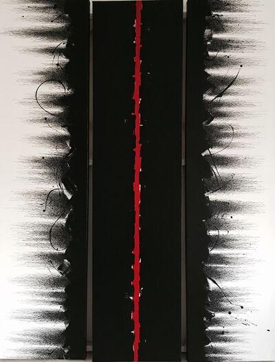 Golnaz Fathi, 'Untitled (triptych)', 2016