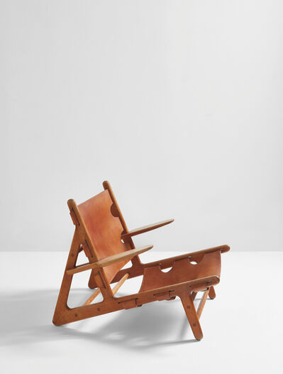 Börge Mogensen, 'Hunting chair, model no. 2229', circa 1950