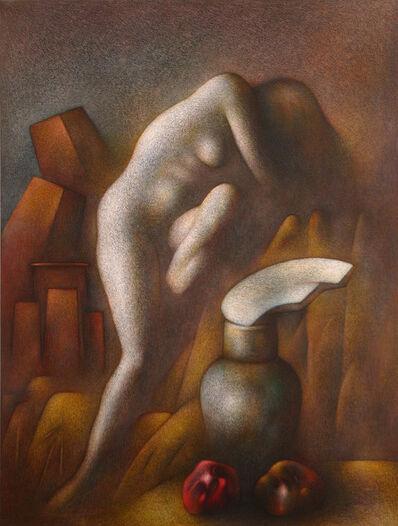 Roman Kriheli, 'Bare', 1989