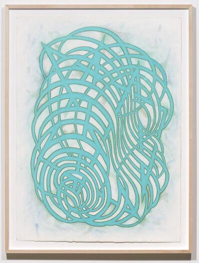 Linda Fleming, 'Turquoise Tangle', 2016