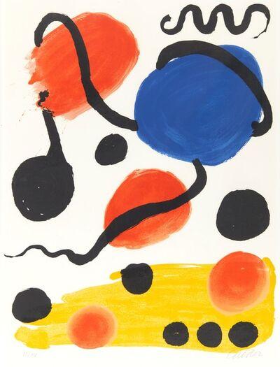 Alexander Calder, 'For Mourlot Studio Exhibition. New York ', 1966