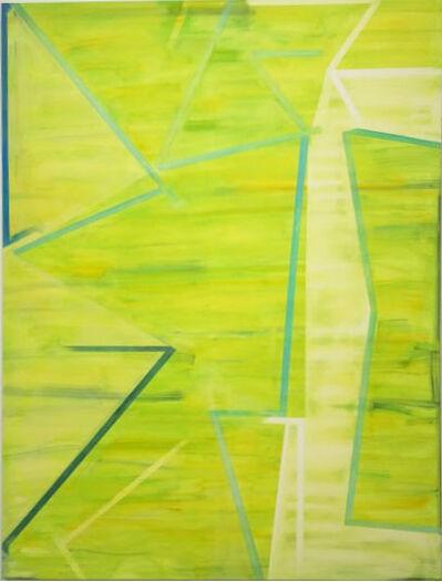 Warren Rosser, 'Green Echo', 2016