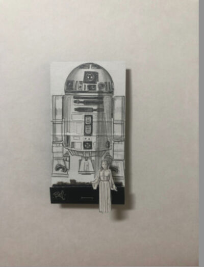 matchbox artists, 'R2D2', 2020