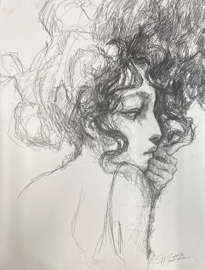 Valérie Hadida, 'Pensée de femme', 2020