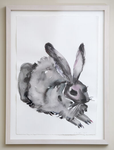 Kim McCarty, 'Black Rabbit', 2017