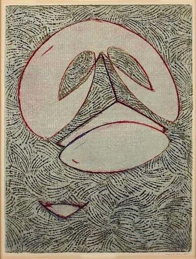 Max Ernst, 'Masque ', 1975