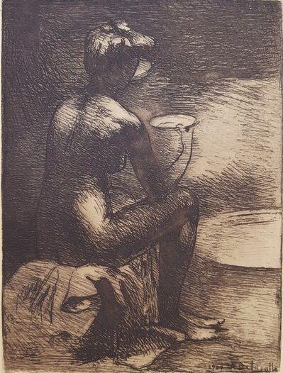 Angèle Delasalle, 'Le Dejeuner', 1907