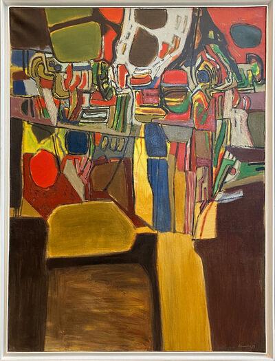 Corneille, 'Jardin III', 1959