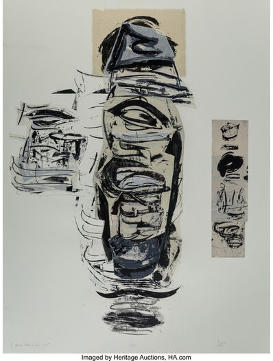 Michael Singer, '7 Moon RitualRitual', 1985