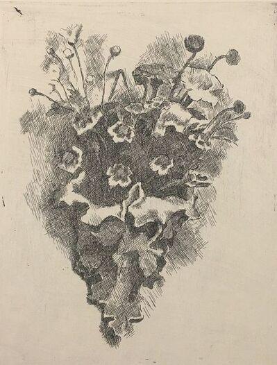 Giorgio Morandi, 'Cornetto con Fiori di Campo (Bouquet of Wild Flowers)', 1924