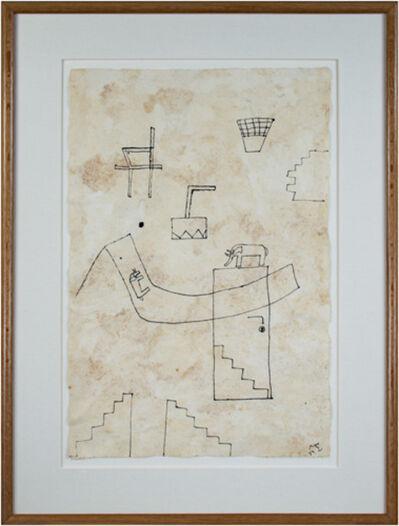Miguel Castro Leñero, 'Two Elephants', 1992