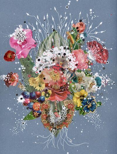 Jenny Brown, 'Corn Flower Sea Crown ', 2020