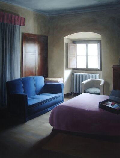 Mónica Dixon, 'Room number 506', ca. 2019