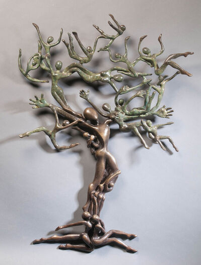 Carol Newmyer, 'Tree of Life (Relief)', ca. 2012