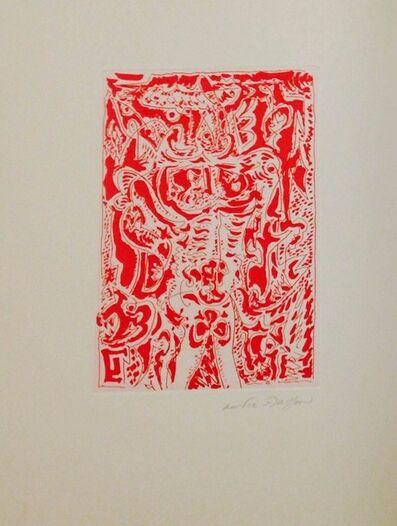 André Masson, 'Méta.Morphoses', 1975