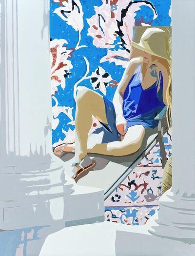 Ginnie Gardiner, 'Persian Muse'