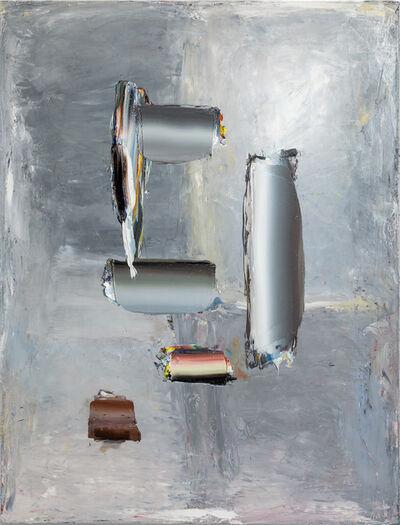 Anna Leonhardt, 'Metal Squares', 2019