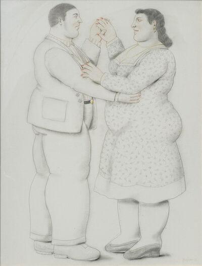 Fernando Botero, 'DANCERS  ', 2010
