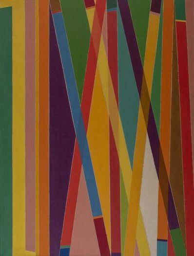 Piero Dorazio, 'Match', 1968