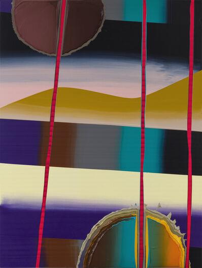 Britton Tolliver, 'Spaghetti Mirror', 2018