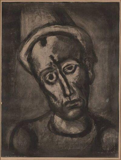 Georges Rouault, 'QUI NE SE GRIME PAS? (CHAPON/ROUAULT 61)', 1923