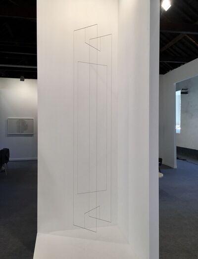 Jong Oh, 'Line Sculpture (column) #6', 2018
