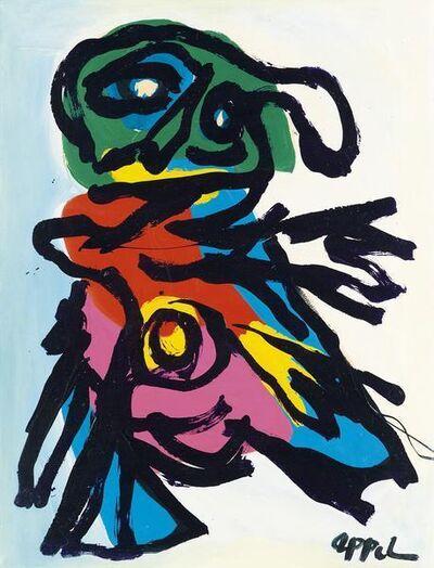 Karel Appel, 'Personage', 1965