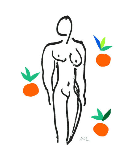 Henri Matisse, 'Le Nu aux oranges (Nude with Oranges)', 2007