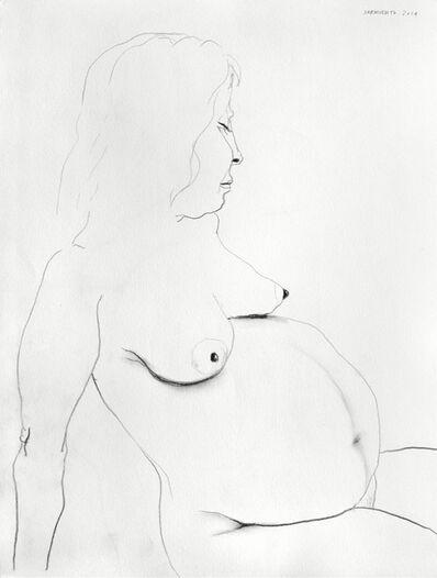 Eduardo Sarmiento, 'My Wife Pregnant', 2014