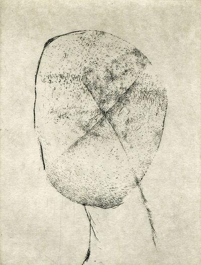 Jiri Tibor Novak, 'Head Crossroads (Hlava Rozcesti)', 2017