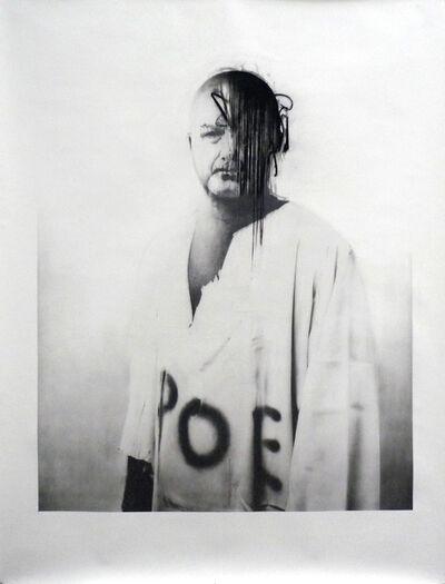 Bernardí Roig, 'Poet (Big Mario M.)', 2016