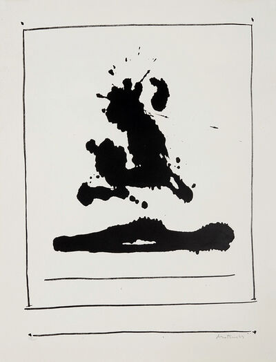 Robert Motherwell, 'Untitled', 1966