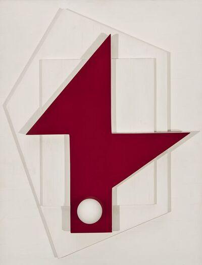 Charles Biederman, '#6, New York ', 1938