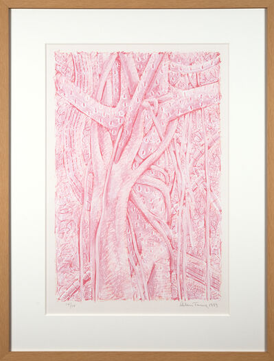 Alan Turner, 'Untitled (Pink Tree)', 1983