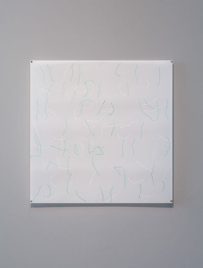 Alina Tenser, 'Notation for Volume 1', 2019