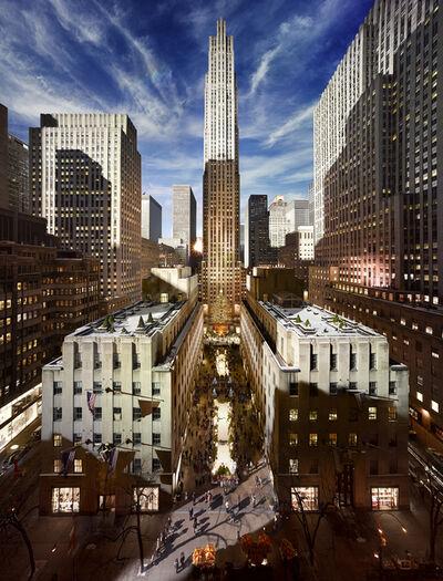 Stephen Wilkes, 'Rockefeller Center, Day to Night', 2013