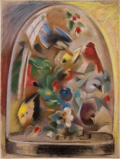 André Lhote, 'Les Oiseaux', 1929