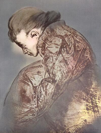 Rafael Coronel, 'Portrait XX from the Galeria de Arte Misrachi Portfolio', 1978