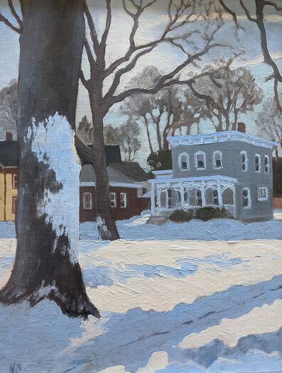 Nancy Campbell, 'Corner of Washington & Finger', 2011