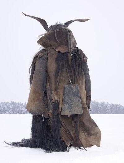 Charles Fréger, 'Krampus, serie Wilder Mann', 2010-2011
