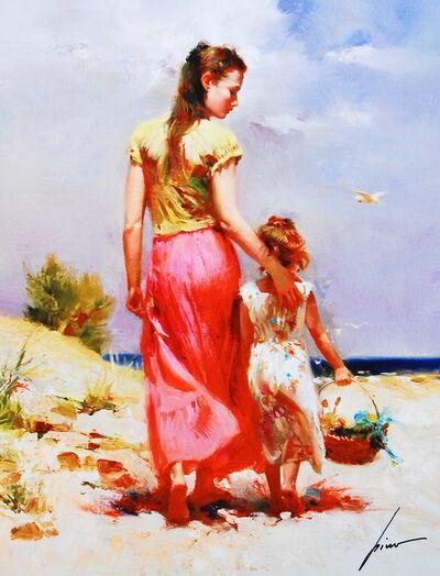Pino, 'Seaside Walk'