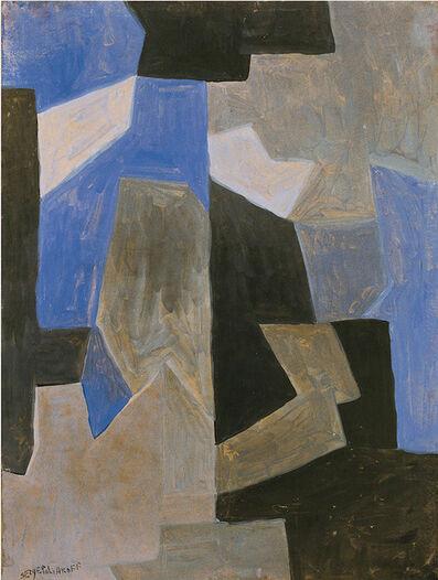 Serge Poliakoff, ' Composition abstraite', 1957