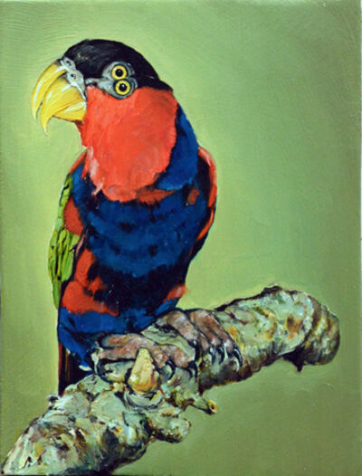 Léopold Rabus, '19 oiseau', 2020